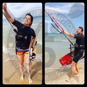 Clases kitesurfing en Denia y Oliva