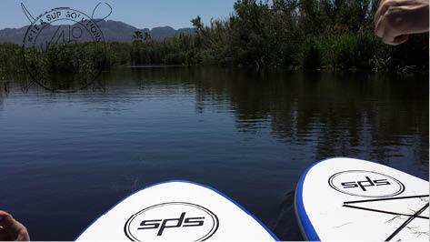 Paddle SUP en Denia